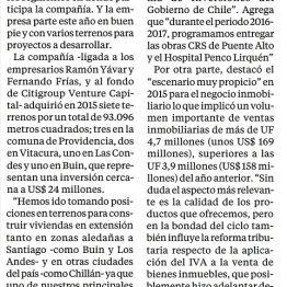 MPC apuesta por expandirse en regiones y nuevas obras hospitalarias