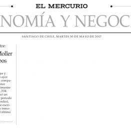 Utilidad de Moller y Pérez-Cotapos subió 229%
