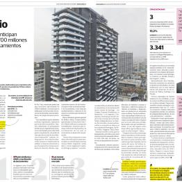 Mercado inmobiliario: mayores empresas anticipan inversiones por US$700 millones y reactivación de lanzamientos